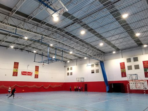 Sports center, Campo de Gibraltar