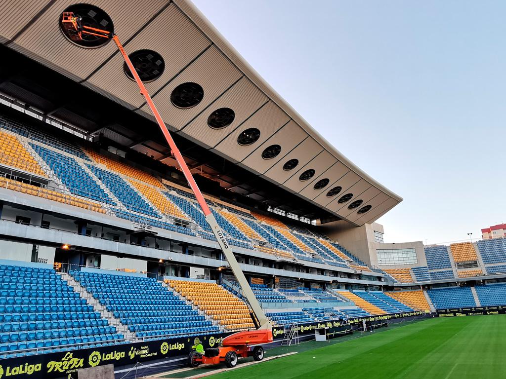 Andled Energy - Cádiz CF