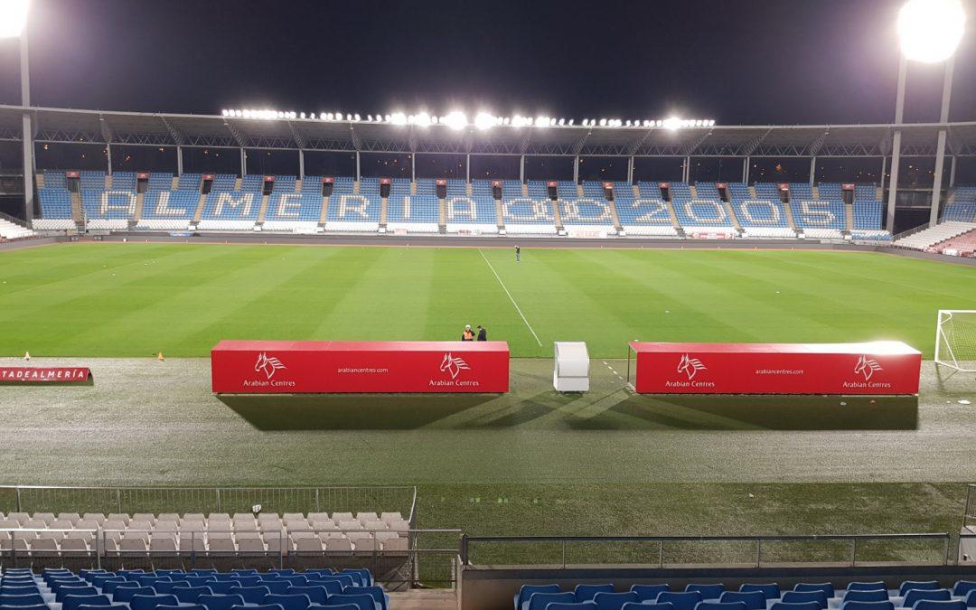 Estadio Juegos del Mediterráneo
