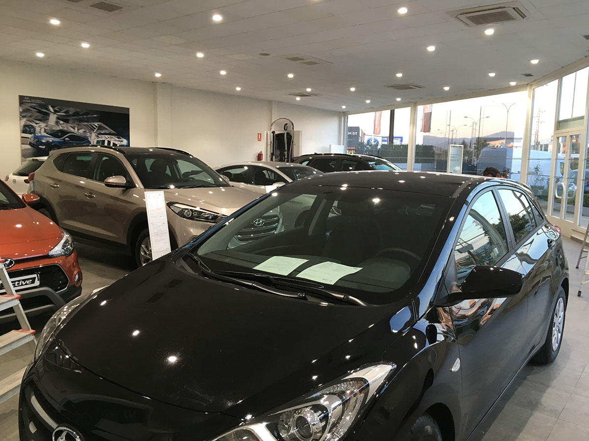 Andled - Hyundai