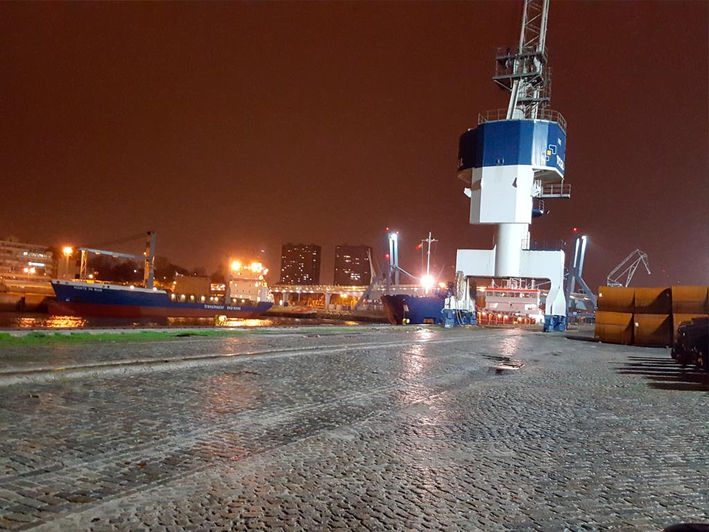 Andled - Puerto de Oporto