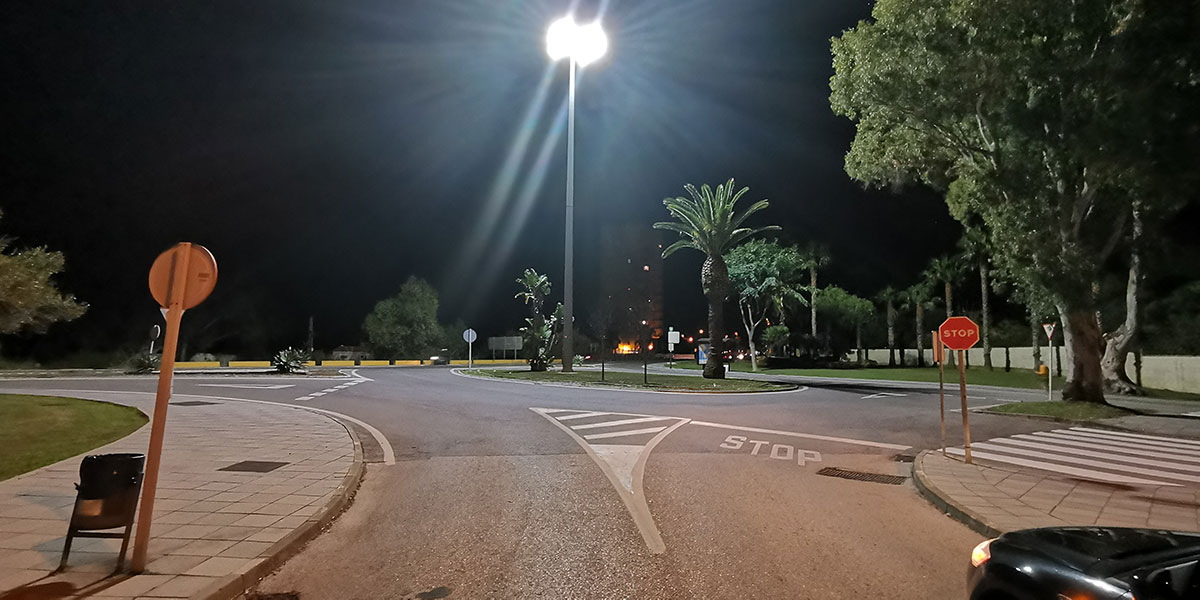 Andled Street-Lighting-San-Roque