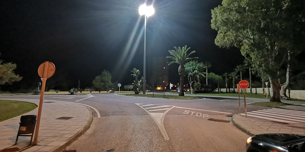 Andled Street-Lighting-San-Roque