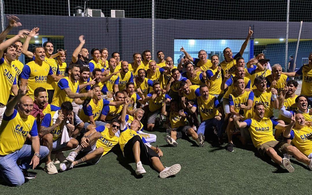 ANDLED ENERGY felicita al CÁDIZ CF por su ascenso a primera división