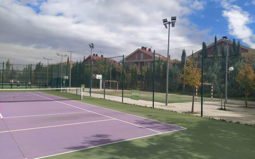 Iluminamos el Club Deportivo Montecanal, Zaragoza