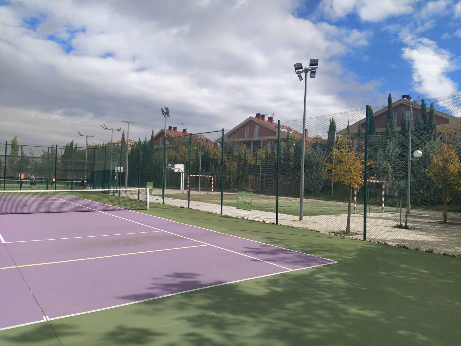 Andled - Club Tenis Montecanales