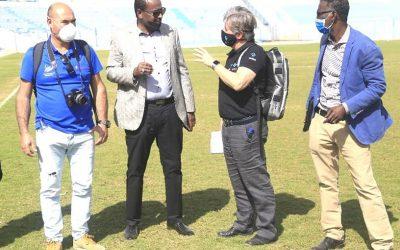 Andled iluminará el Estadio Al-Hilal en la capital de Sudán